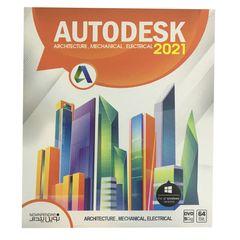 نرم افزار Autodesk 2021 نشر نوین پندار
