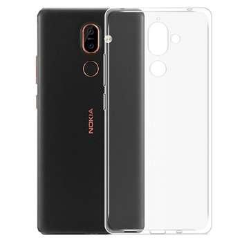 کاور مدل ColorLessTPU مناسب برای گوشی موبایل نوکیا Nokia 7 Plus