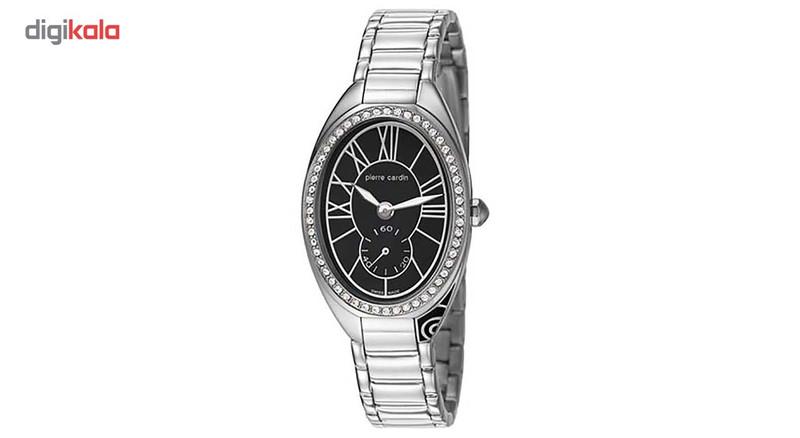 ساعت مچی عقربه ای زنانه پیر کاردین مدل PC105992S06