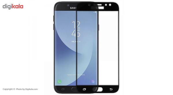 محافظ صفحه نمایشریمکس مدل Full Cover مناسب برای گوشی موبایل سامسونگ Galaxy J7 Pro