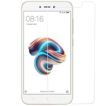 محافظ صفحه نمایش شیشه ای نیلکین مدل Tempered مناسب برای گوشی موبایل شیائومی Redmi 5A