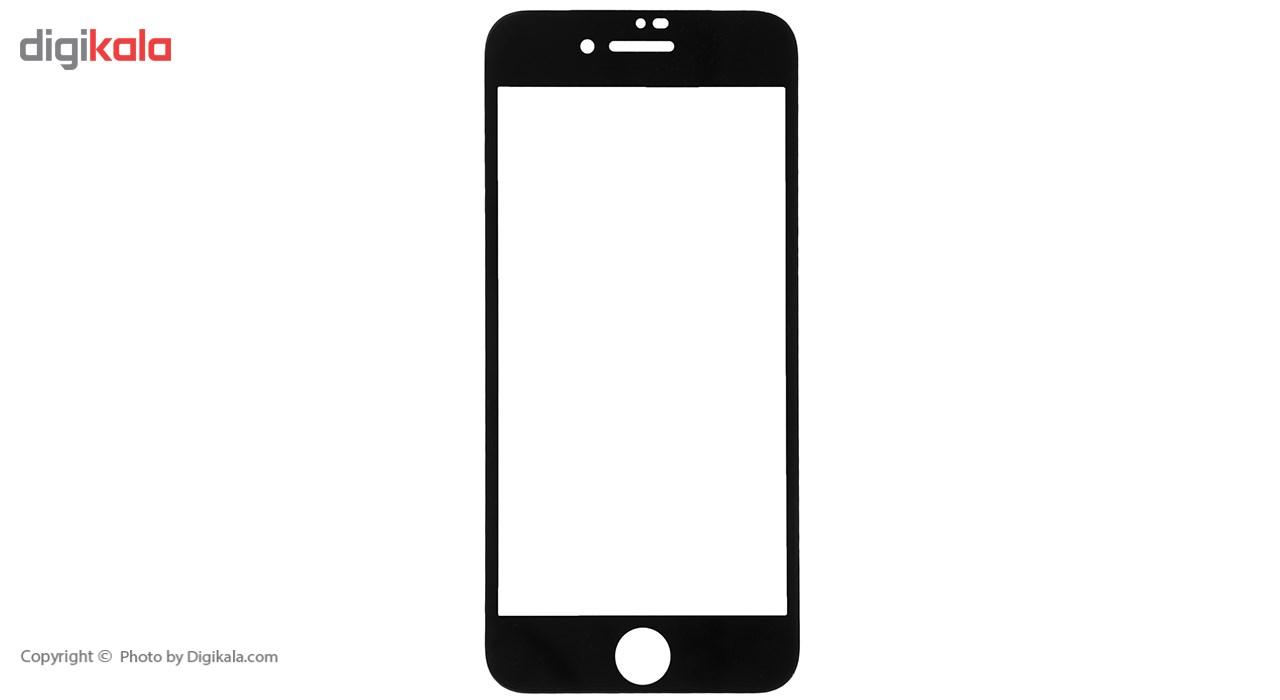 محافظ صفحه نمایش شیشه ای مدل 5D Plus Protect مناسب برای گوشی اپل iPhone 8 main 1 3