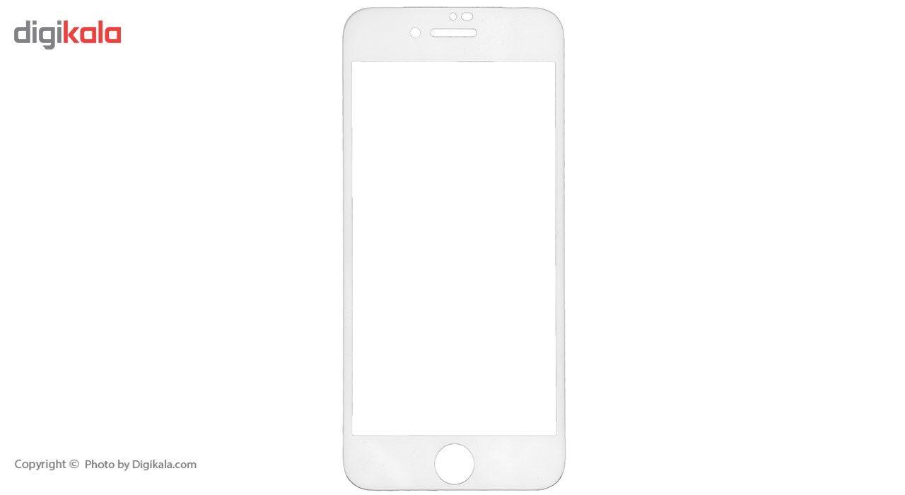 محافظ صفحه نمایش شیشه ای مدل 5D Plus Protect مناسب برای گوشی اپل iPhone 8 main 1 5
