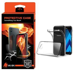 کاور کینگ کونگ مدل Protective TPU  مناسب برای گوشی سامسونگ گلکسی A5 2017 / A 520