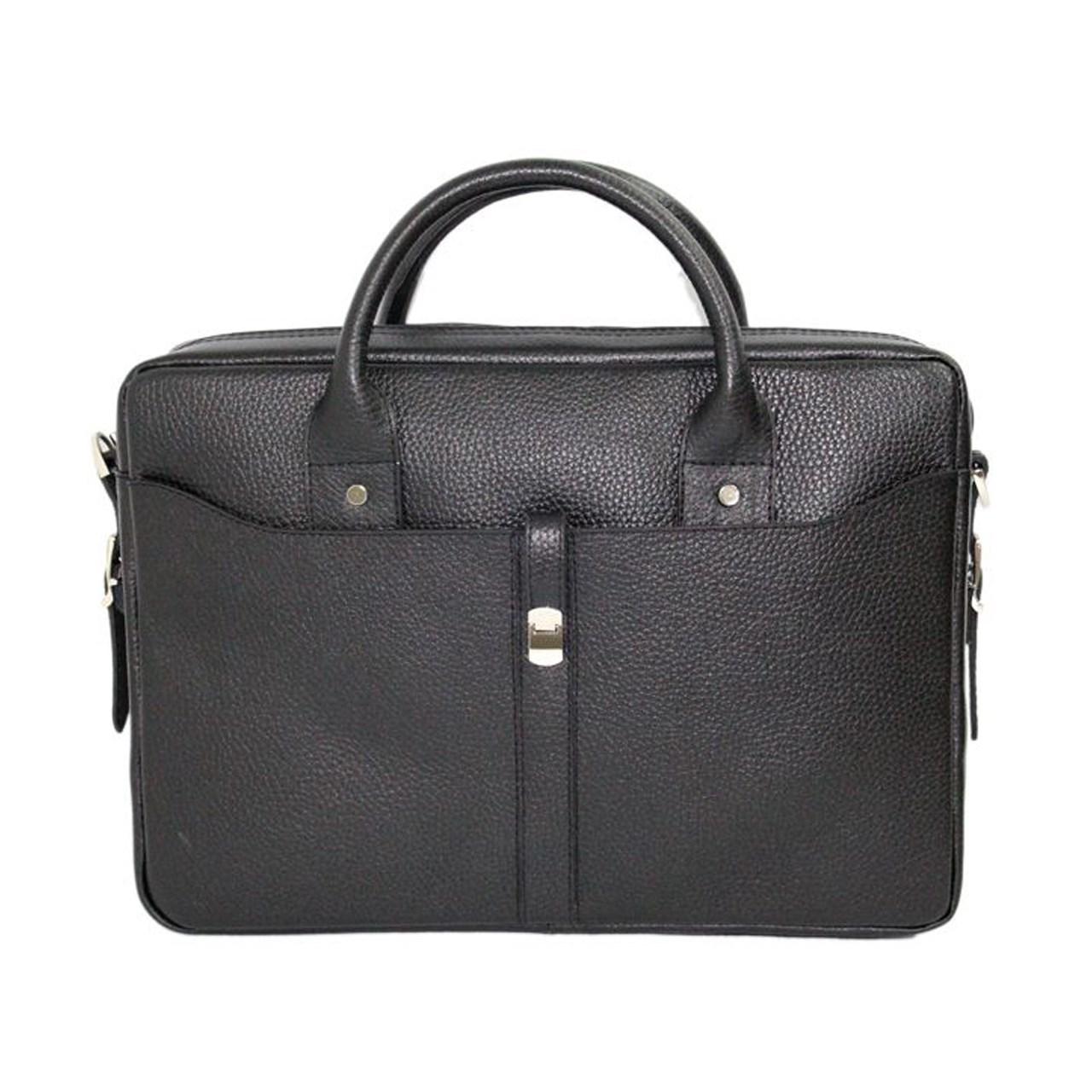کیف اداری مردانه چرم آرا کد e022