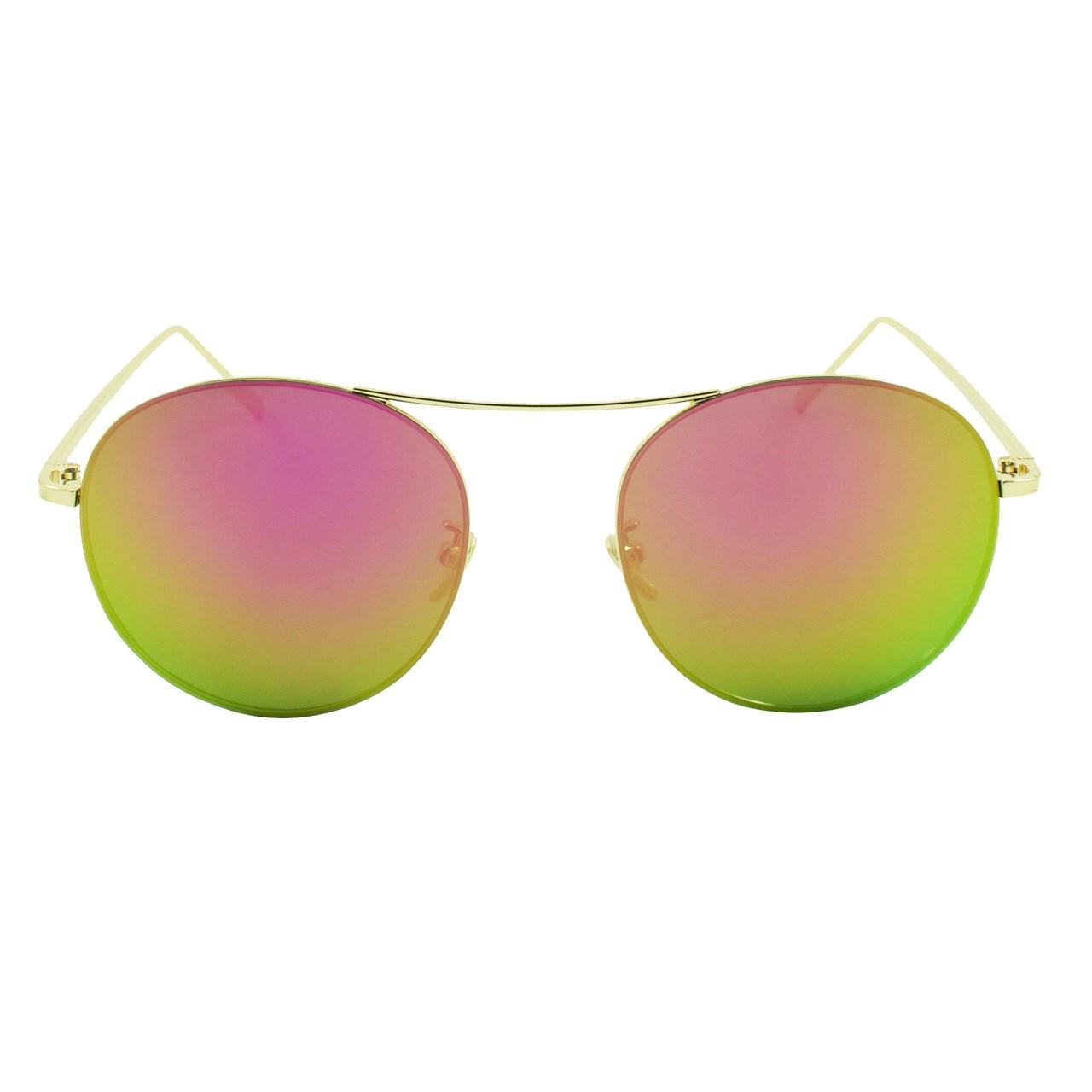 عینک آفتابی ویلی بولو مدل Nature Colors Round