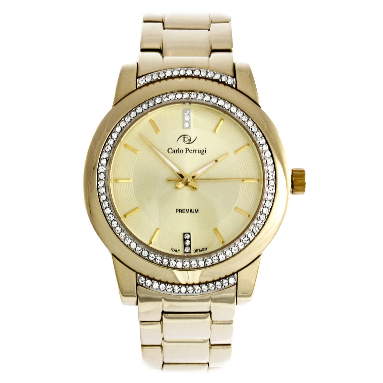 خرید ساعت مچی عقربه ای زنانه کارلو پروجی مدل SL2019-2