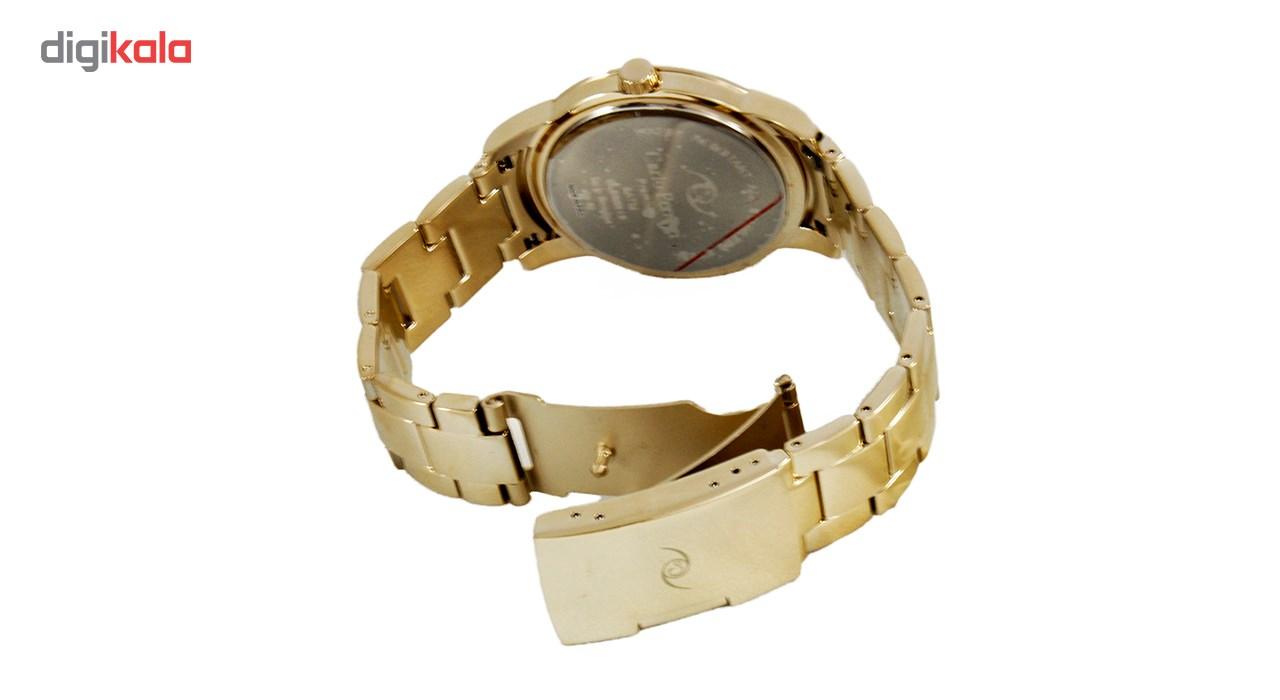 ساعت مچی عقربه ای زنانه کارلو پروجی مدل SL2019-2