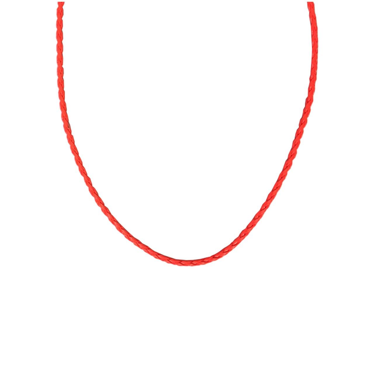 گردنبند سورتک مدل بلک لایت STBL132