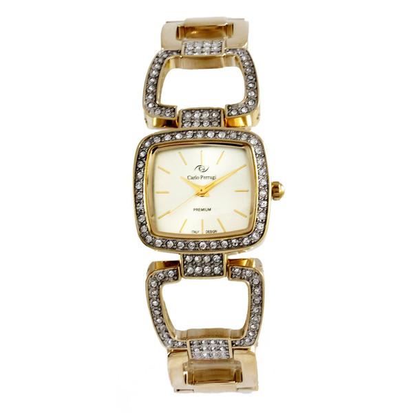 ساعت مچی عقربه ای زنانه کارلو پروجی مدل SL2021-5