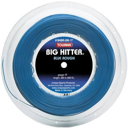 زه راکت تنیس یونیک مدل Tourna Big Hitter Blue Rough 17