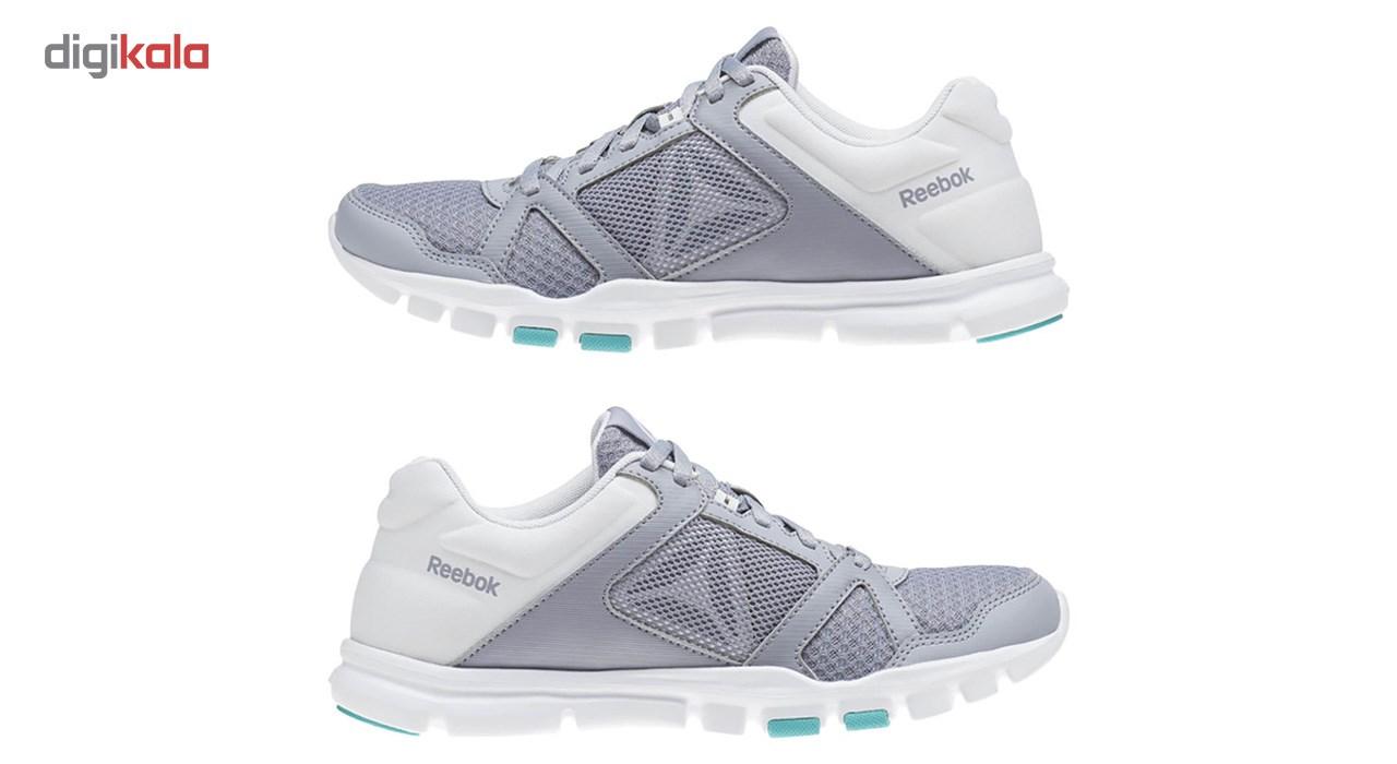 کفش مخصوص دویدن زنانه ریباک مدل Yourflex Trainette 10.0 Mt-W