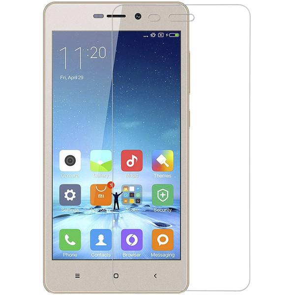 محافظ صفحه نمایش شیشه ای RG مدل Tempered مناسب برای گوشی موبایل شیائومی Redmi 4