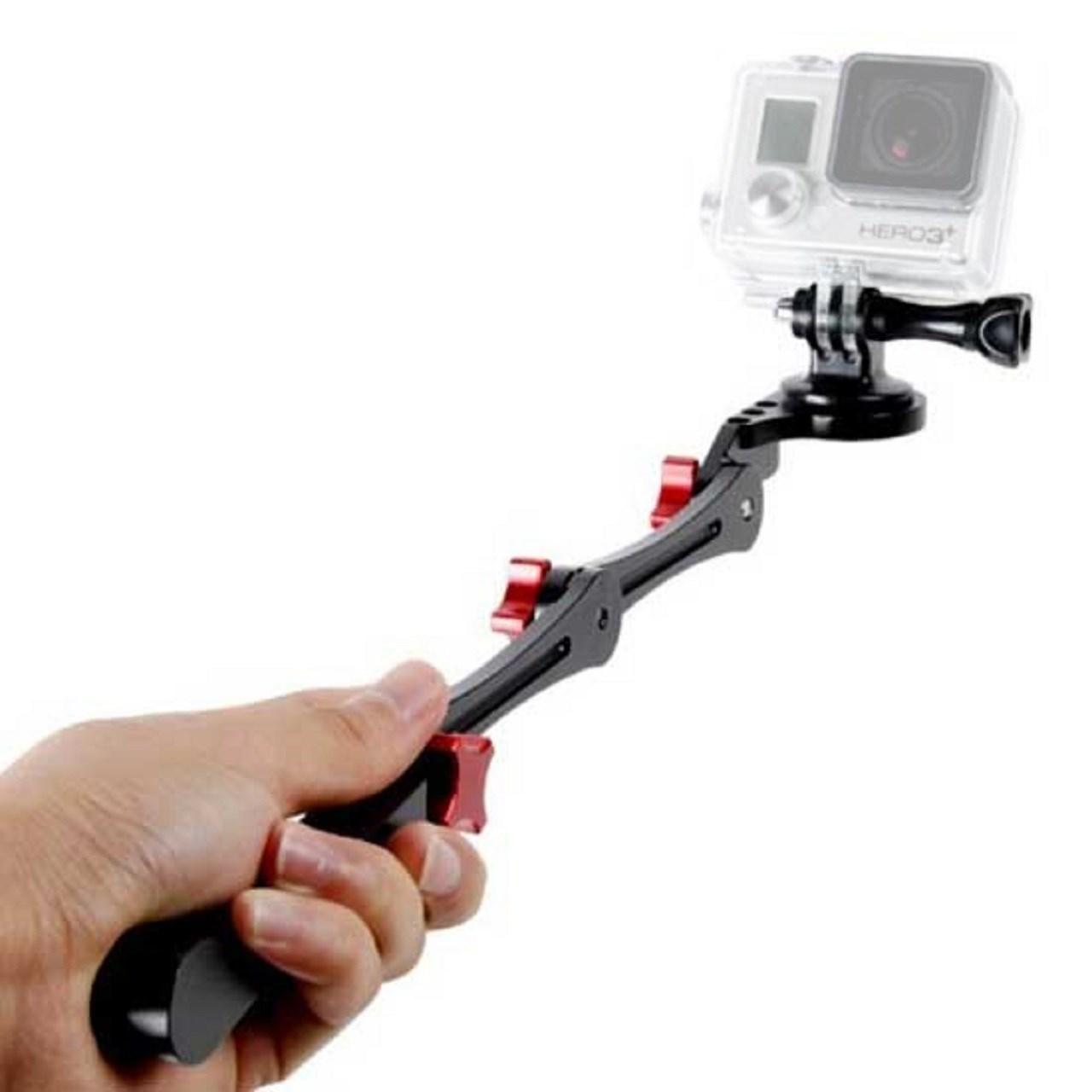مونوپاد مدل Go107 مناسب برای دوربین های ورزشی