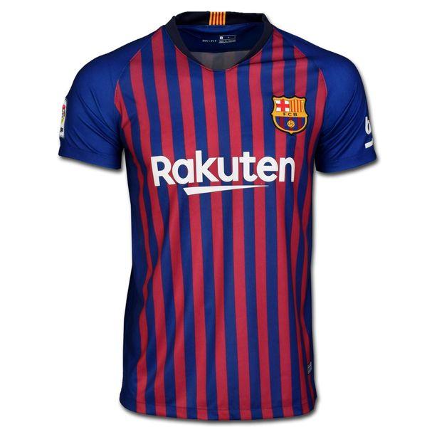 پیراهن تمرینی تیم بارسلونا مدل Home-2019