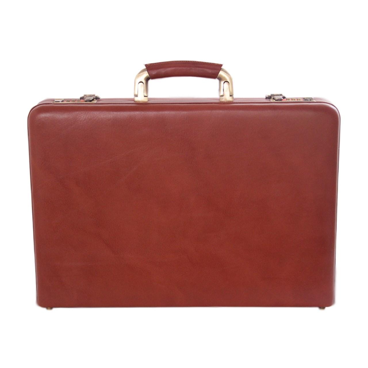 کیف اداری چرم طبیعی آدین چرم مدل DL22