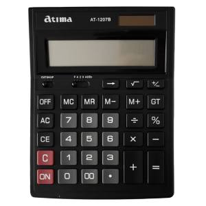 ماشن حساب رومیزی آتیما مدل AT-1207B