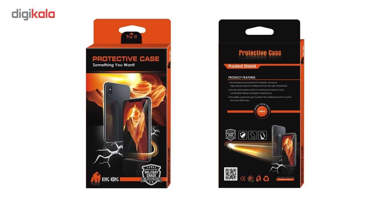 کاور کینگ کونگ مدل Protective TPU  مناسب برای گوشی اپل آیفون 5/5S/SE main 1 3