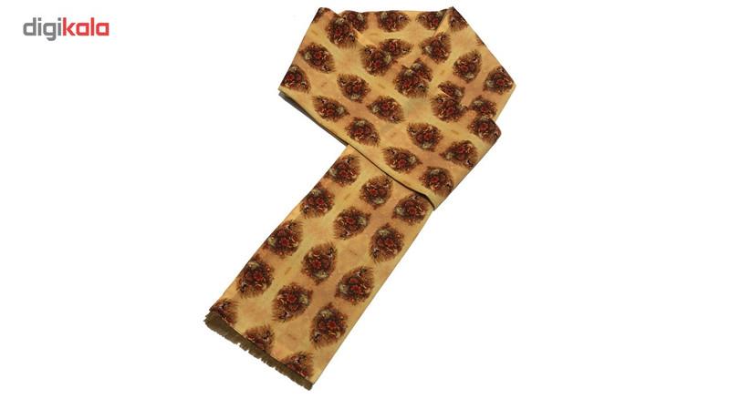 دستمال و شال گردن دست دوز مردانه مهر آراد مدل S28