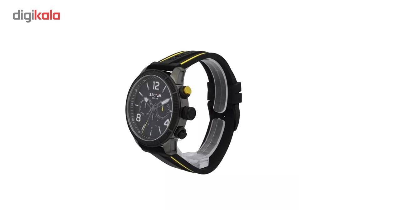 خرید ساعت مچی عقربه ای مردانه  سکتور مدل 850-3251575014