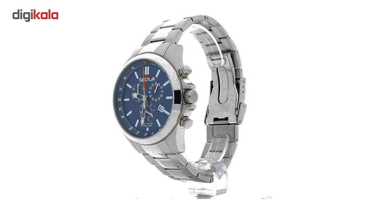 ساعت مچی عقربه ای مردانه  سکتور مدل 180-3273690009