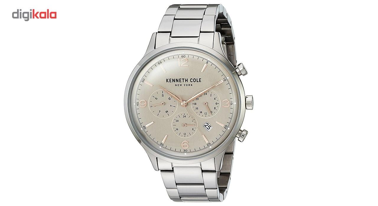 خرید ساعت مچی عقربه ای مردانه کنت کول مدل KC15177005