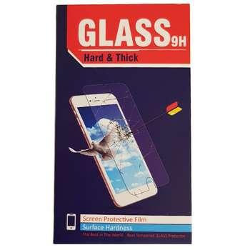محافظ صفحه نمایش شیشه ای مدل Hard and thick مناسب برای گوشی موبایل سامسونگ A750/A7 2018