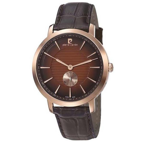 ساعت مچی عقربه ای مردانه پیر کاردین مدل PC106741S15