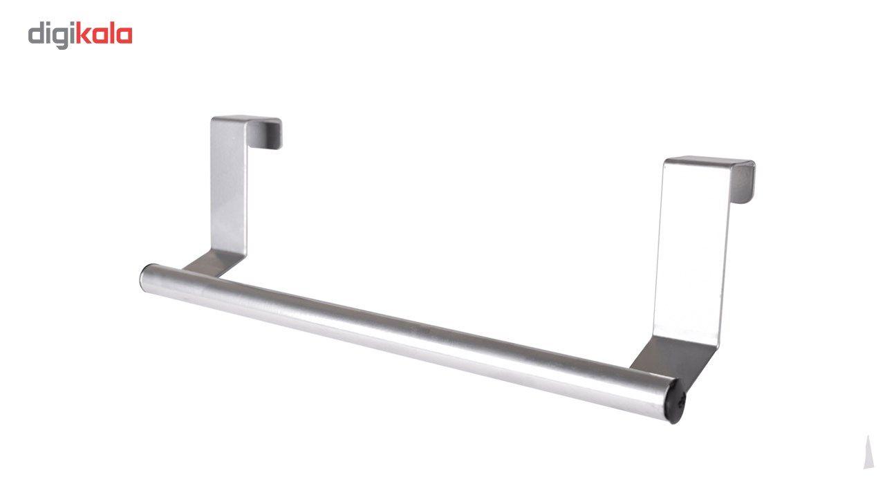 آویز حوله دیارا مدل steel main 1 1