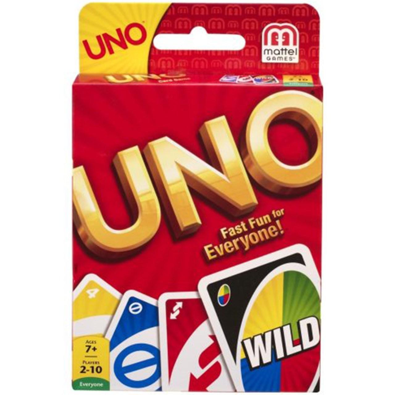بازی فکری متل مدل UNO