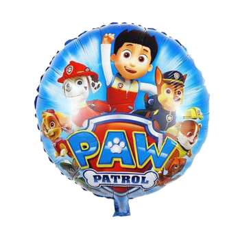بادکنک بانیبو مدل Paw Patrol