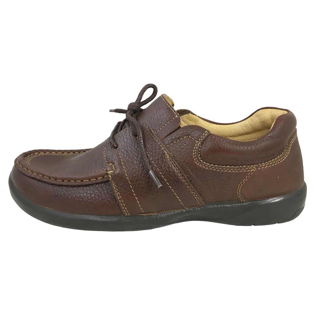 کفش طبی مردانه نهرین مدل شرانک کد 2295