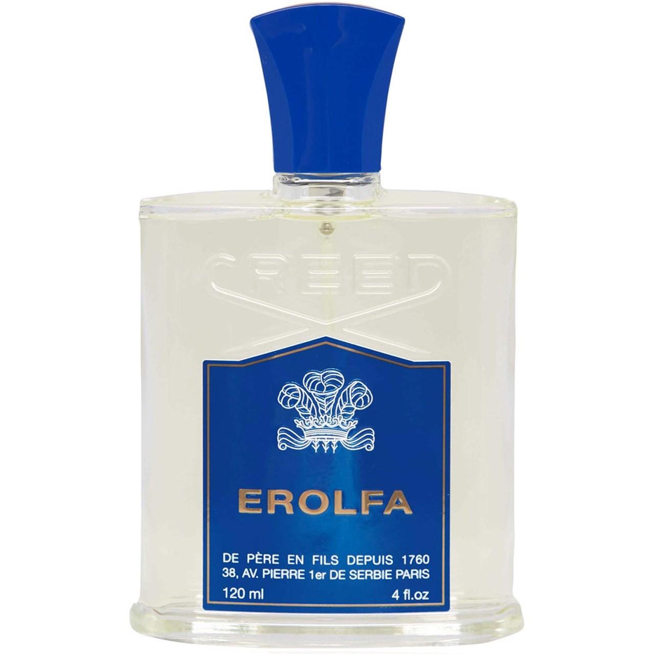 تستر  ادو پرفیوم مردانه کرید مدل Erolfa حجم 120 میلی لیتر