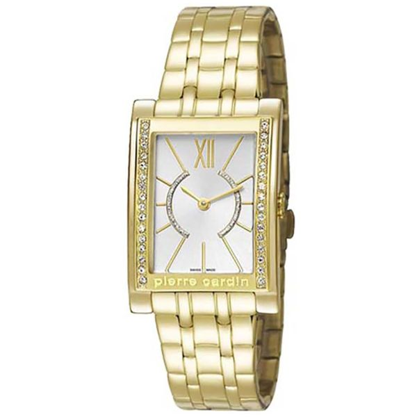 ساعت مچی عقربه ای زنانه پیر کاردین مدل PC106382S09