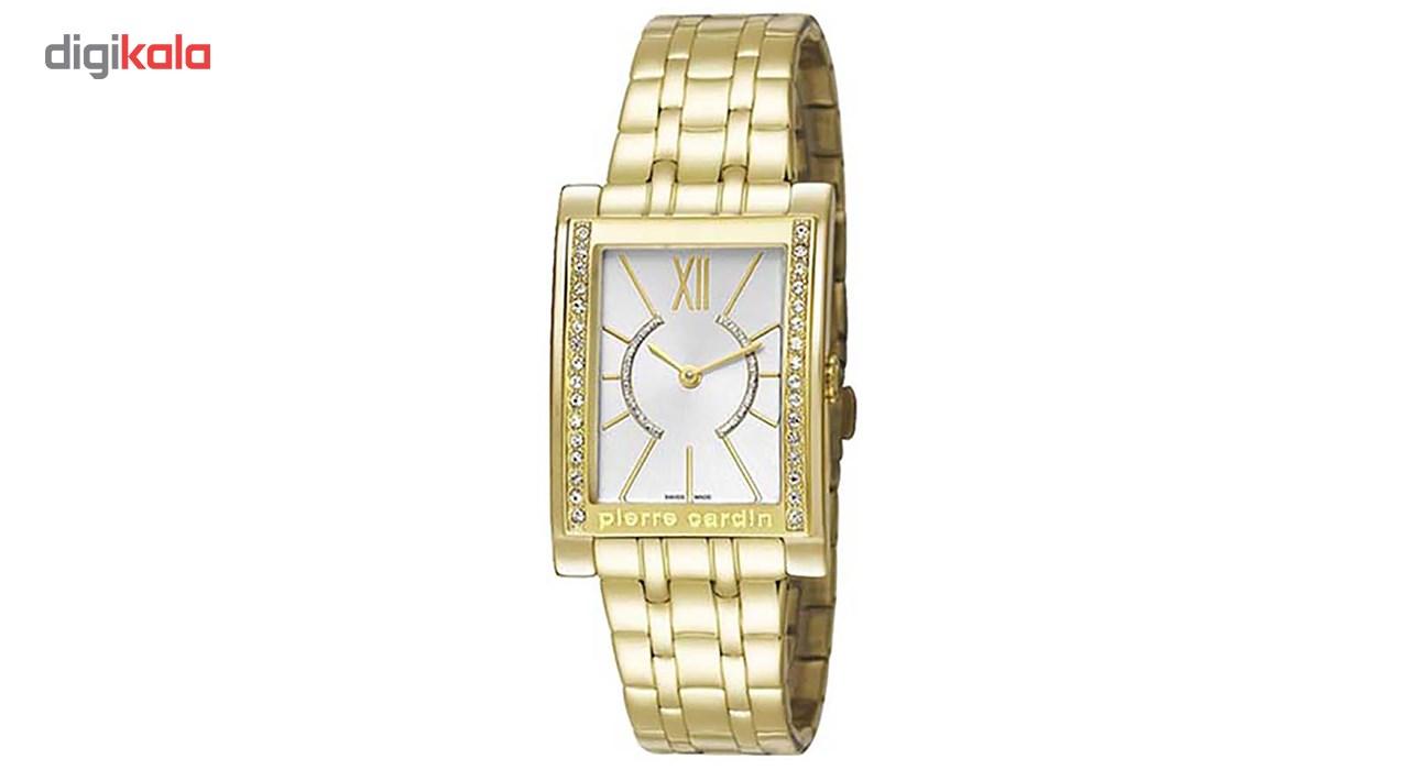 ساعت مچی عقربه ای زنانه پیر کاردین مدل PC106382S09              ارزان