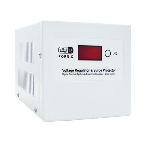 محافظ و ترانس تثبیت کننده ولتاژ برق  پرنیک مدل ECO-2000