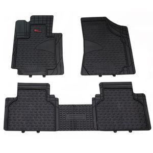 کفپوش خودرو آذرفرش مدل اورجینال 3 تکه مناسب برای خودرو سراتو