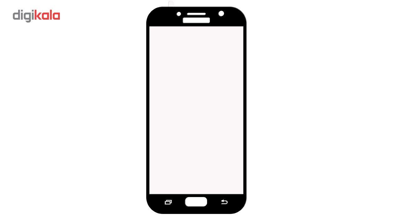 محافظ صفحه نمایش موکول مدل Full Cover 3D Curve مناسب برای گوشی موبایل سامسونگ گلکسی 2016 A7 main 1 2