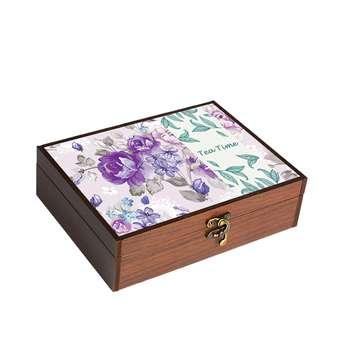 جعبه چای و نسکافه هوم لوکس مدل HT9020