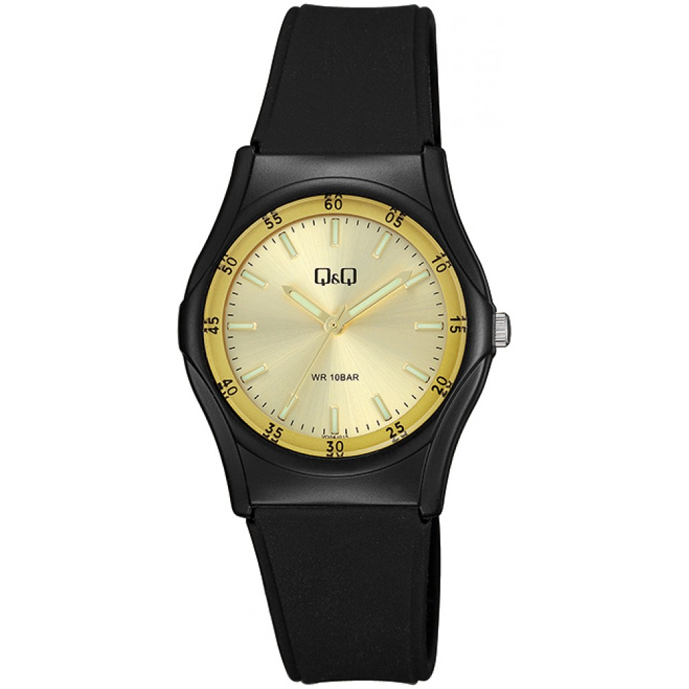 ساعت مچی عقربه ای کیو اند کیو مدل VQ04J015Y