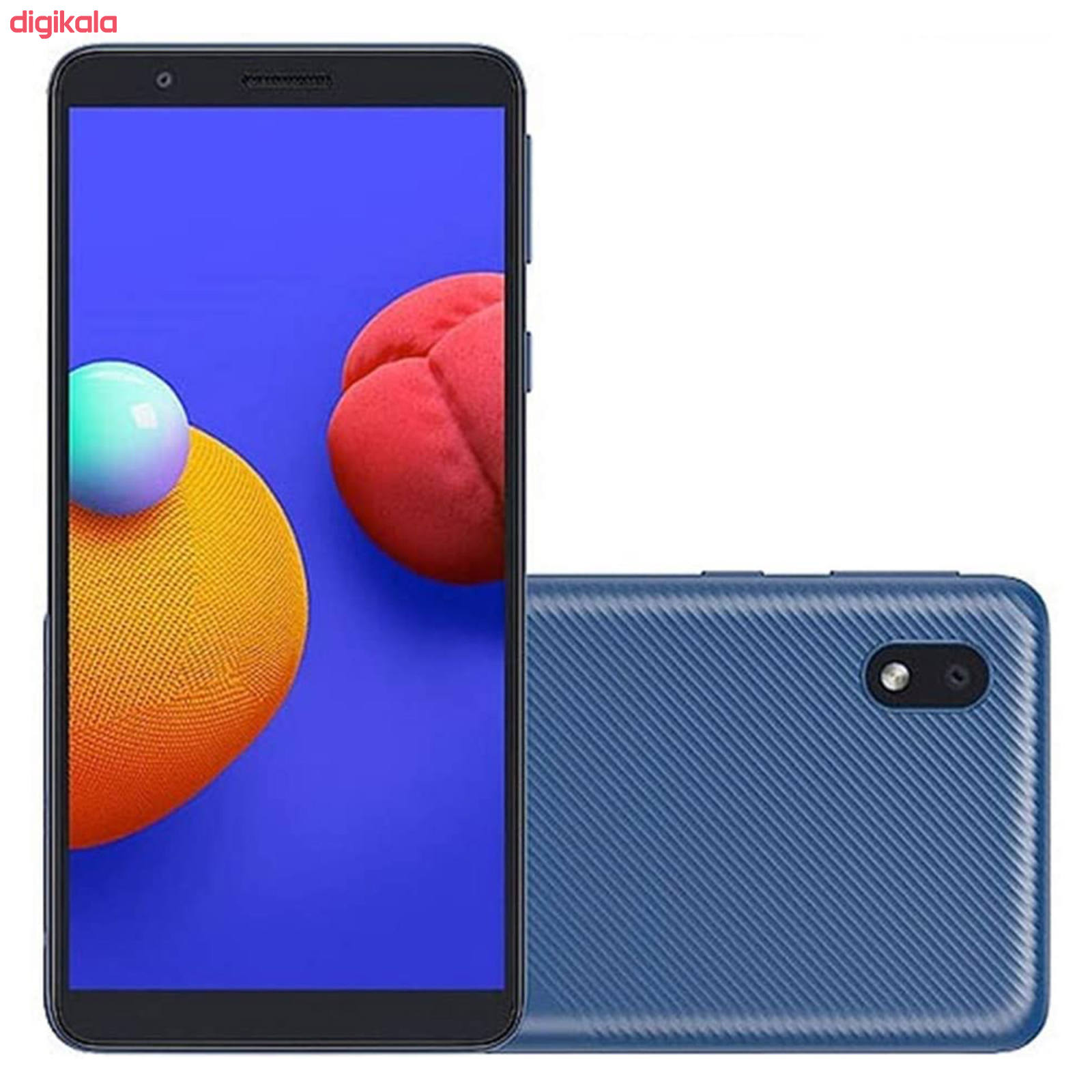 گوشی موبایل سامسونگ مدل Galaxy A01 Core SM-A013G/DS دو سیم کارت ظرفیت 16 گیگابایت main 1 4