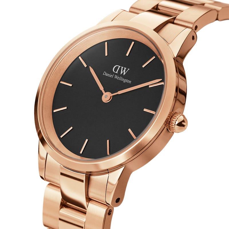خرید اینترنتی ساعت مچی عقربه ای دنیل ولینگتون مدل 210 با قیمت مناسب