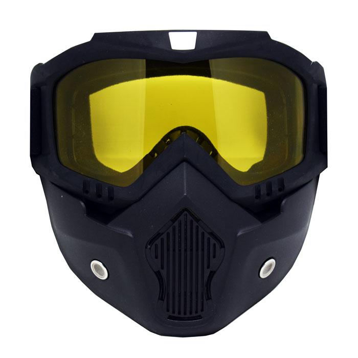 عینک اسکی و کوهنوردی مدل60
