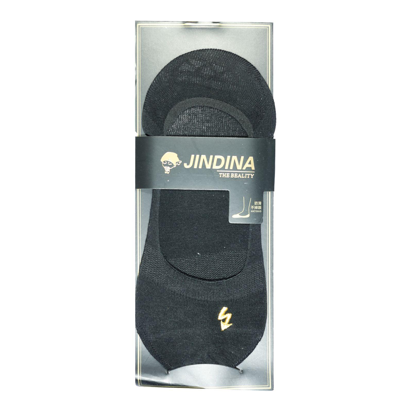 جوراب مردانه جین دینا کد BL-CK 200 مجموعه 3 عددی -  - 5