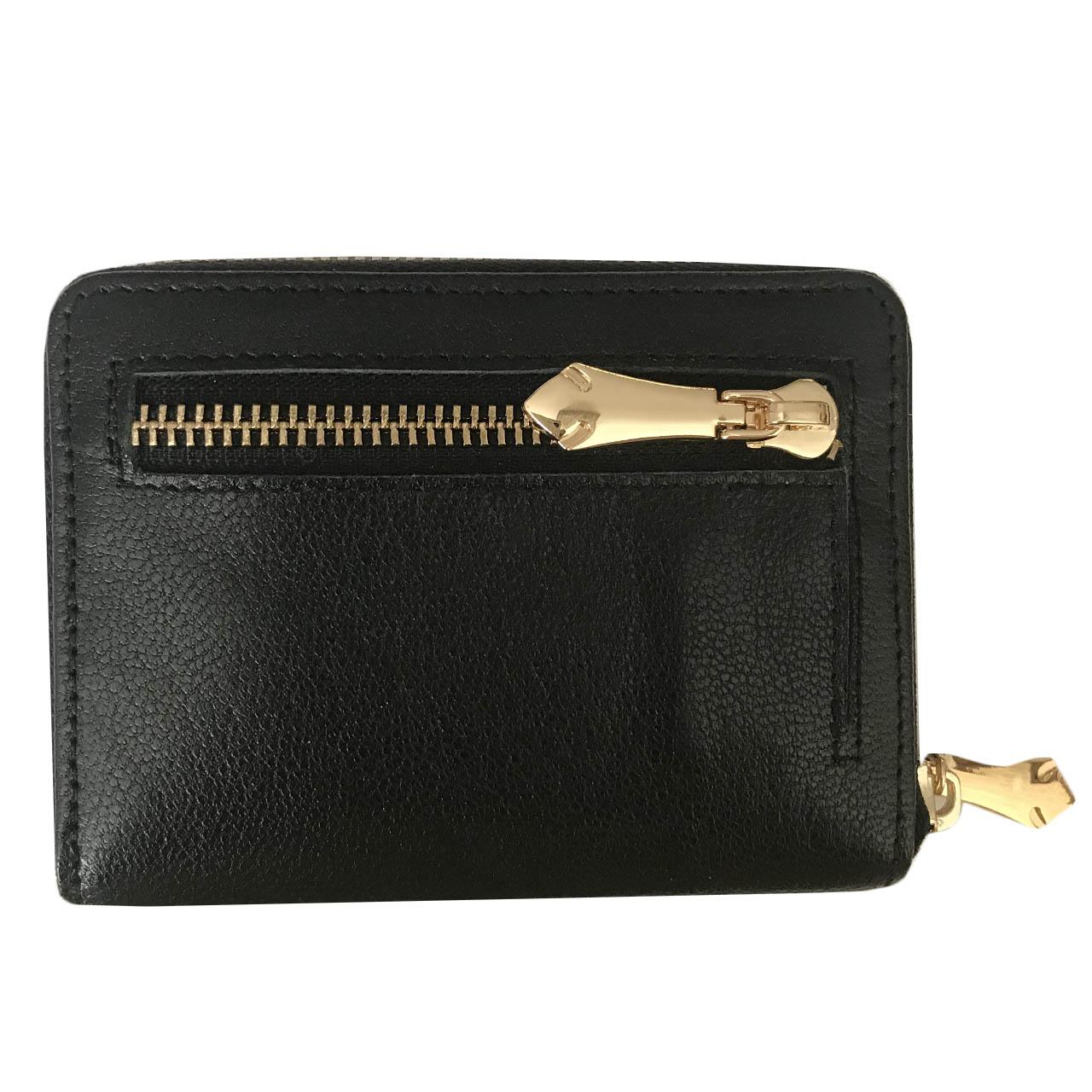 کیف پول زنانه رایا چرم مدل Sare -  - 2