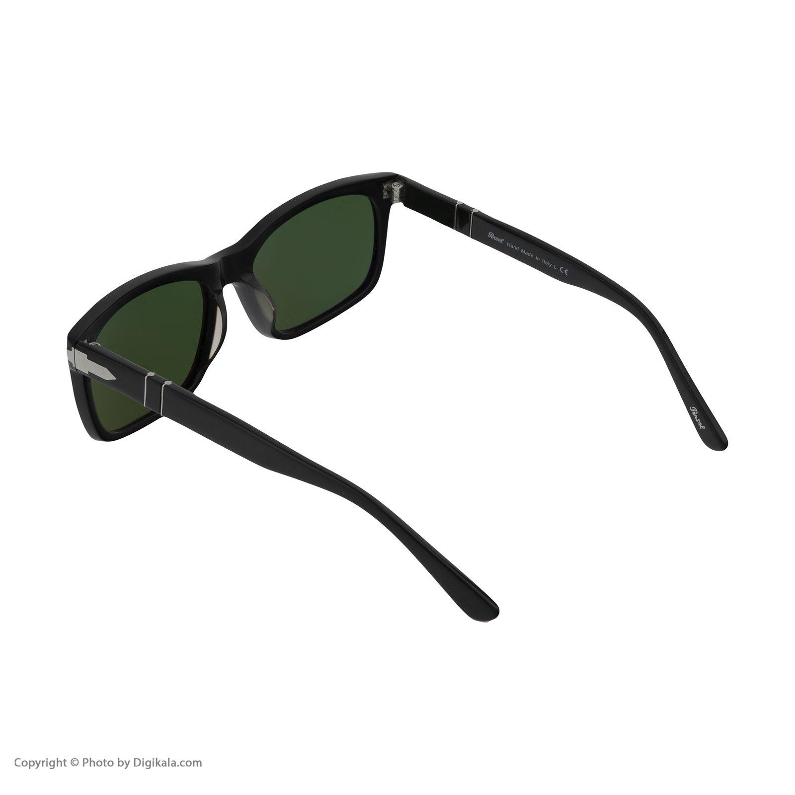عینک آفتابی پرسول مدل 3062 -  - 4