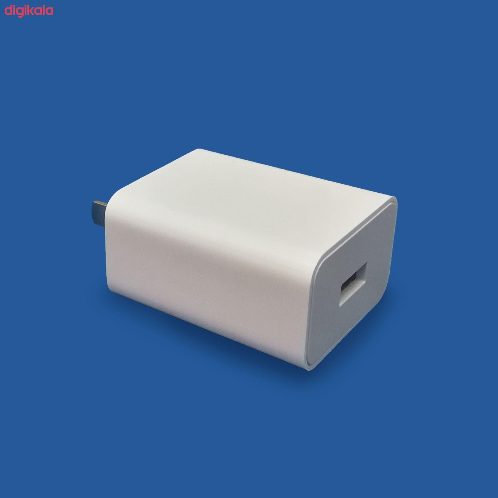 شارژر دیواری شیائومی مدل MDY-10-EC به همراه کابل تبدیل USB-C main 1 2