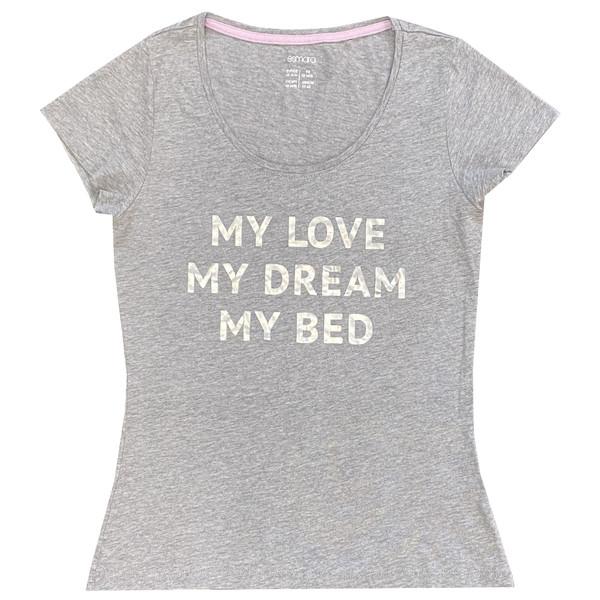 تی شرت زنانه اسمارا کد 0909-00258