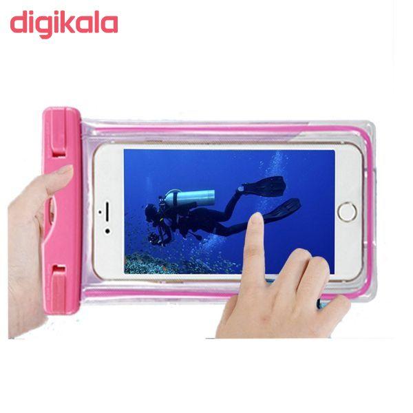 کیف ضد آب مدل p49 مناسب برای گوشی موبایل تا سایز 6.5 اینچ main 1 3