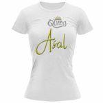 تی شرت آستین کوتاه زنانه مدل عسل کد 80 AAA
